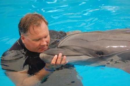 Harald Mori, Dolphin Ability